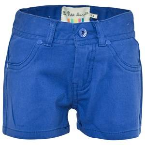 littlemarcel Girls Childrens Clothes Bottoms Blue Savana-Ef Blue Electric