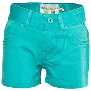 littlemarcel Girls Childrens Clothes Bottoms Turquoise Savana-Ef Blue Turquoise