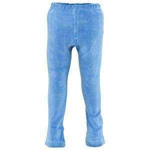 Shampoodle Unisex Childrens Clothes Bottoms Blue Play Tights/Leggings Strong Blue