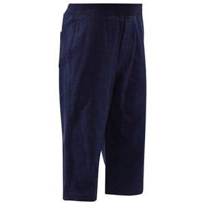 Ralph Lauren Boys Childrens Clothes Bottoms Blue Patch Pocket Pants French Navy