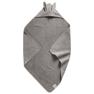 Elodie Details Unisex Childrens Clothes Swimwear and coverups Grey Bath Cape Marble Grey