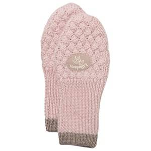 Lillelam Girls Childrens Clothes Gloves and mittens Pink Lillelam Votter Rosa