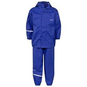 Celavi Boys Childrens Clothes Clothing sets Blue Basic Rainwear Ocean Blue