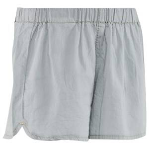 United Colors of Benetton Girls Childrens Clothes Shorts Blue Chambray Denim Shorts Light Wash