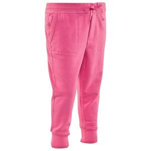 Ralph Lauren Girls Childrens Clothes Bottoms Pink French Terry Sweatpant Antique Rose