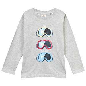 Nova Star Unisex Childrens Clothes Tops Grey Tee See You Grey