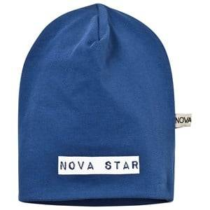 Nova Star Unisex Childrens Clothes Headwear Blue Beanie Marine Blue