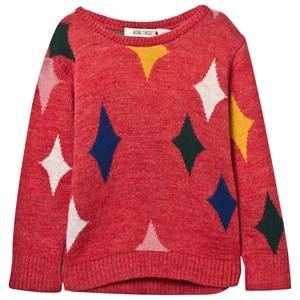 Bobo Choses Unisex Childrens Clothes Jumpers and knitwear Red Magic Powders Sweater