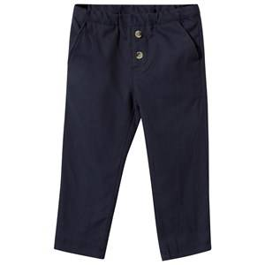 Wheat Boys Childrens Clothes Bottoms Blue Trousers Tobias Navy