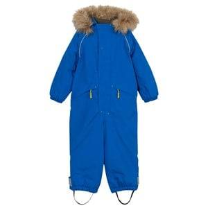 Ticket to heaven Unisex Childrens Clothes Coveralls Blue Othello Snowsuit Princess Blue