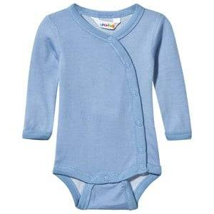 Joha Unisex Childrens Clothes All in ones Blue Arctic Zone Baby Body Solid Blue