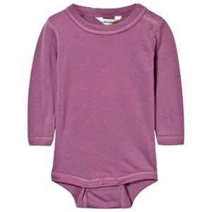 Joha Girls Childrens Clothes All in ones Pink Baby Body Solid Pink