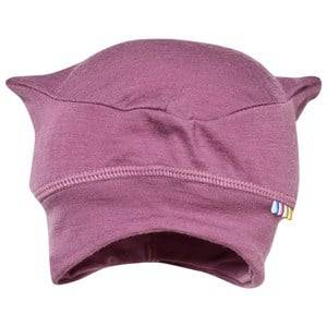 Joha Girls Childrens Clothes Headwear Pink Baby Hat Solid Pink