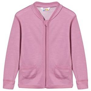 Joha Girls Childrens Clothes Jumpers and knitwear Pink Arctic Zone Cardigan Solid Pink