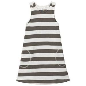 Joha Girls Childrens Clothes Dresses Multi Wool Pinafore Dress Stripes