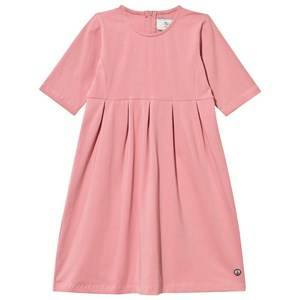 Emma och Malena Girls Childrens Clothes Dresses Pink Pira Dress Old Pink