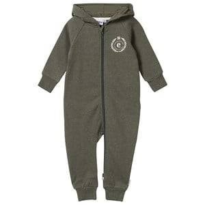 eBBe Kids Unisex Childrens Clothes All in ones Green Zorn Onesie Soft Nature Green