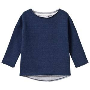 eBBe Kids Girls Childrens Clothes Jumpers and knitwear Blue Zia Sweater Winter Navy