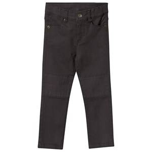 eBBe Kids Unisex Childrens Clothes Bottoms Grey Jackie Slim Fit Pant Graphite Grey