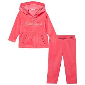 Billieblush Girls Childrens Clothes Clothing sets Pink Track Suit Fuschia