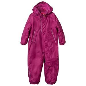 Reima Girls Childrens Clothes Coveralls Pink Overall Misteli Pink