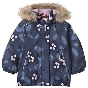 Reima Girls Childrens Clothes Coats and jackets Navy Reimatec® Jacket Muhvi Navy