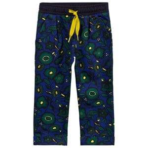 Kenzo Girls Childrens Clothes Bottoms Blue Anoushka Sweat Pants Midnight Blue