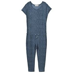 MarMar Copenhagen Girls Childrens Clothes Dresses Blue Leo Rita Jumpsuit Ombre Blue