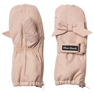 Elodie Details Girls Childrens Clothes Gloves and mittens Pink Mittens - Powder Pink