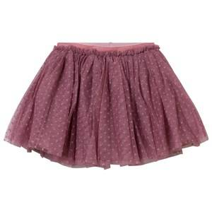 Petit by Sofie Schnoor Girls Childrens Clothes Skirts Pink Skirt Dusty Rose