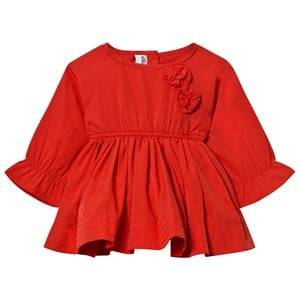 Kiss How To Kiss A Frog Girls Dresses Red Natalia Dress Red