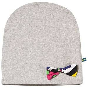 The BRAND Unisex Private Label Headwear Grey Bow Hat Grey Melange