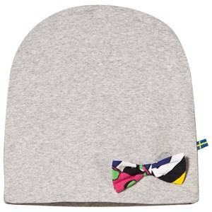 The BRAND Unisex Headwear Grey Bow Hat Grey Melange