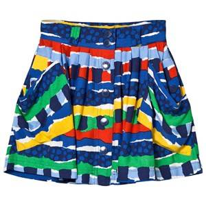 Stella McCartney Kids Girls Skirts Multi Dollie Skirt Multi Rag Print