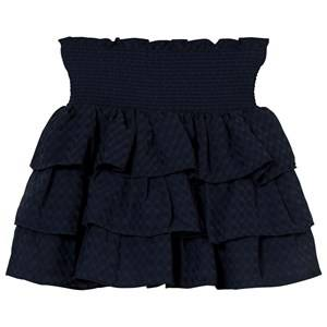 Little Remix Girls Skirts Navy Enigma Mini Skirt Navy