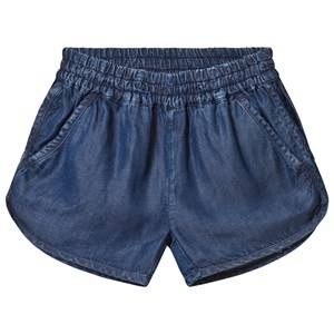 Little Remix Girls Shorts Blue Jr Gwen Shorts Medium Denim