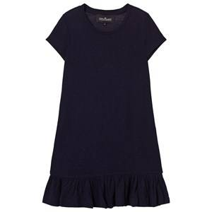 Little Remix Girls Dresses Navy Jr New Blos Ruffle Dress Navy