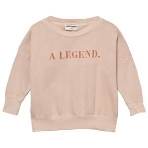 Bobo Choses Girls Jumpers and knitwear Pink B.C. Team Sweatshirt Rose