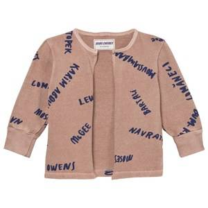 Bobo Choses Boys Jumpers and knitwear Pink The Legends Baby Sweatshirt Off Rose