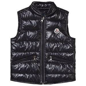Moncler Boys Coats and jackets Gui Vest Navy