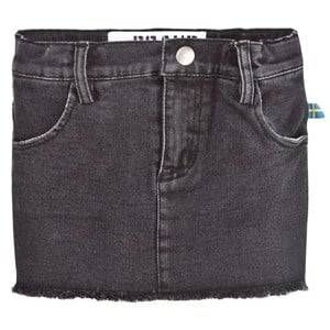 The BRAND Girls Childrens Clothes Skirts Black Denim Jegging Skirt Heavy Washed Black