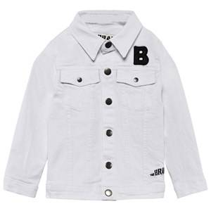 The BRAND Boys Private Label Coats and jackets White Denim Jacket Washed White