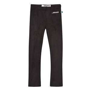 The BRAND Girls Private Label Bottoms Black Rib Skinnys Black