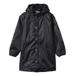 The BRAND Unisex Childrens Clothes Coats and jackets Black Rain Coat Black