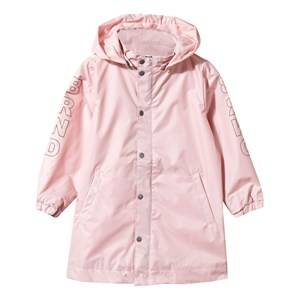 The BRAND Unisex Childrens Clothes Coats and jackets Pink Rain Coat Pink