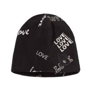 The BRAND Unisex Private Label Headwear Black Fleece Hat Black Love