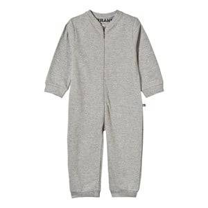 The BRAND Boys Childrens Clothes All in ones Grey Baby One-Piece Grey Mel