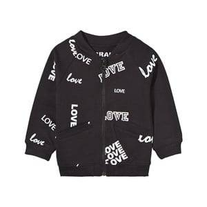 The BRAND Unisex Private Label Coats and jackets Black Baby Bomber Black Love