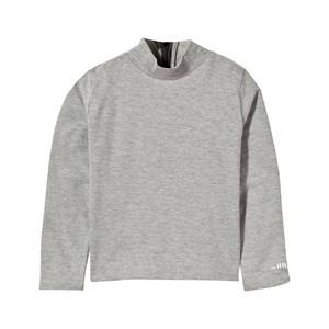 The BRAND Boys Private Label Jumpers and knitwear Grey Turtle Top Grey Melange