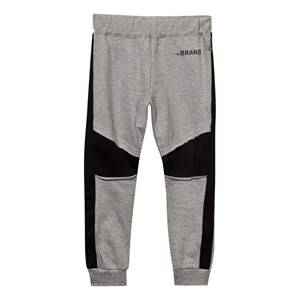 The BRAND Unisex Childrens Clothes Bottoms Grey Skinny Sweats